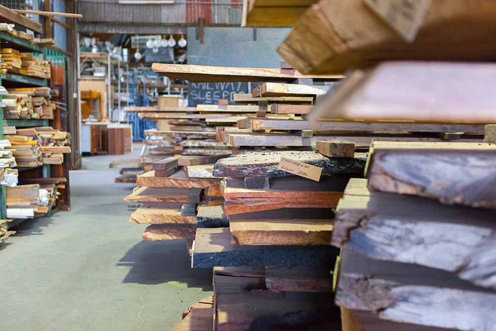 Timber Slabs - Adelaide Rural Salvage - New & Used Building Supplies