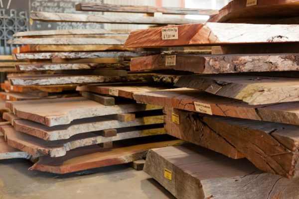 Solid Timber Slabs